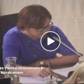 Crónica Pleno Extraordinario 8 - 6 - 2017