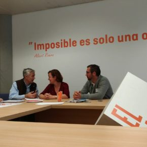 Cs Navalcarnero trabajando en la Asamblea de Madrid, para presentar y trabajar en nuevas propuestas sobre transporte en #Navalcarnero.