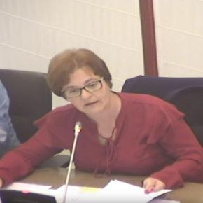 Intervención de Belén López sobre EDUCACIÓN CONCERTADA en#Navalcarnero.